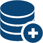 data-add-database-icon-blue