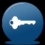 key-blue